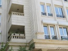 نمای ساختمان و انواع آن